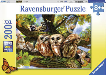 Ravensburger - Woodland Neighbours 200pcs