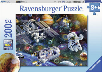 200pc Rburg - Cosmic Exploration Puzzle