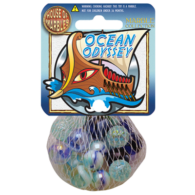 Ocean Odyssey Marble Collection