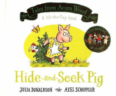 Hide-And-Seek Pig (20th Anniversary Edition)