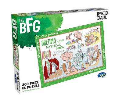 The BFG 300pc Puzzle