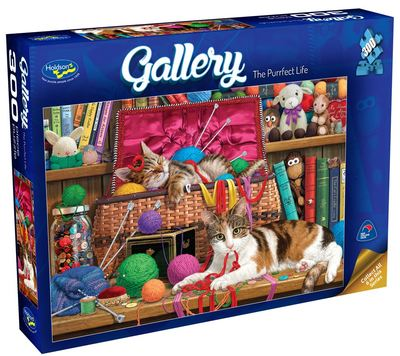 GALLERY THE PURRFECT LIFE 300 PIECE