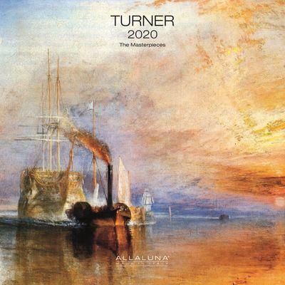 Turner Wall Calendar 2020