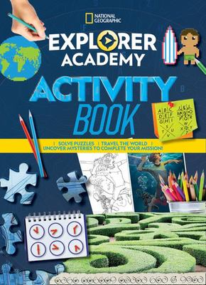 Explorer Academy Activity Book