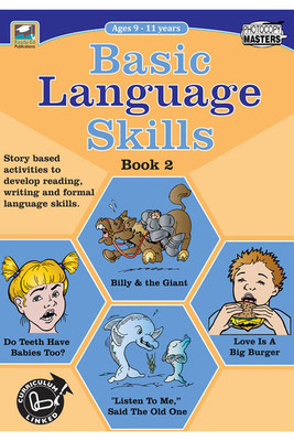 Basic Language Skills - Book 2: Ages 9-11