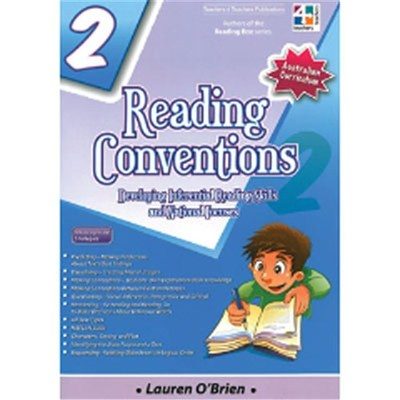 Reading Conventions Year 2 - Developing Inferential Reading Skills and National Focuses - T4T