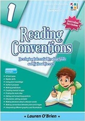 Reading Conventions Year 1 - Developing Inferential Reading Skills and National Focuses - T4T