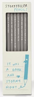 Storytellers Pencil Set (6 Pencils)