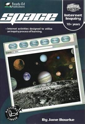 Internet Inquiry: Space (Ages 10+)