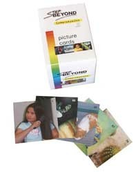STEP BEYOUND COMPREHENSION PICTURE CARDS