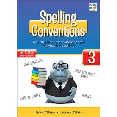 Spelling Conventions Year 3 2E - T4T