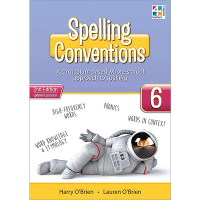 Spelling Conventions Year 6 2E - T4T