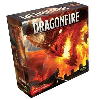 DRAGONFIRE D&D DECKBUILDING GAME