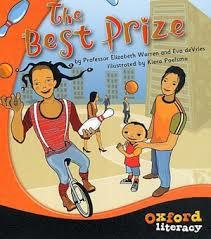 Oxford Literacy The Best Prize : Fiction Level 19