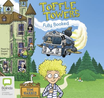 Toffle Towers: Fully Booked (CD)