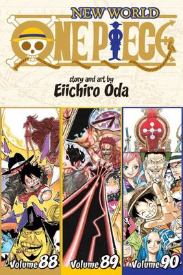 One Piece (3-in-1) Vol. 30 (88, 89, 90)