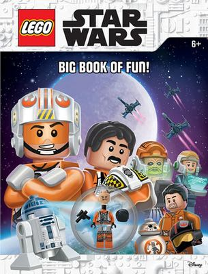 Big Book of Fun (LEGO Star Wars)