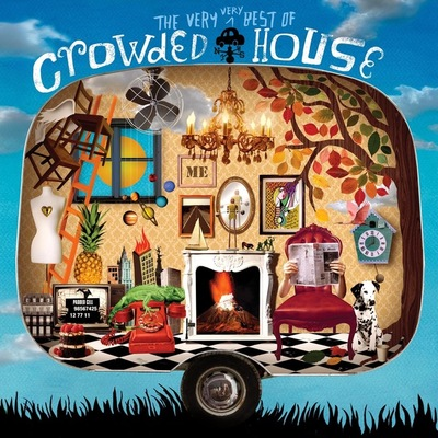 The Very Best of Crowded House 2CD+DVD