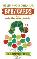 The Very Hungry Caterpillar Baby Cards: for Milestone Moments