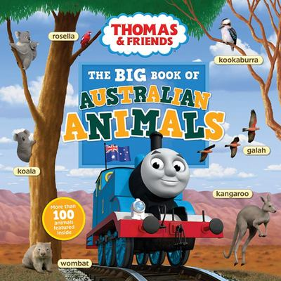 Thomas and Friends: Big Book of Australian Animals