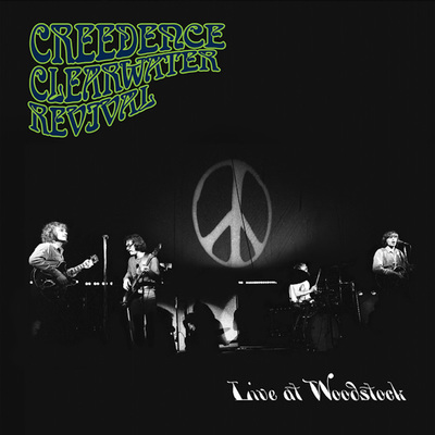 Live At Woodstock - Creedance Clearwater Revival