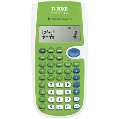 Texas Instruments TI-30XB Multiview Calculator - Abacus/GNS