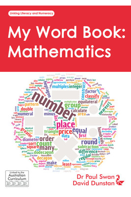 My Word Book - Linking Literacy and Numeracy: Mathematics - Paul Swan