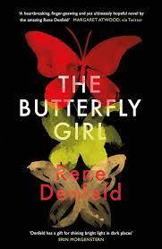 The Butterfly Girl (Naomi Colttle #2)