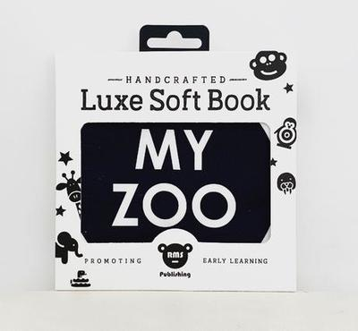 My Zoo (Handcrafted Luxe Soft Book)
