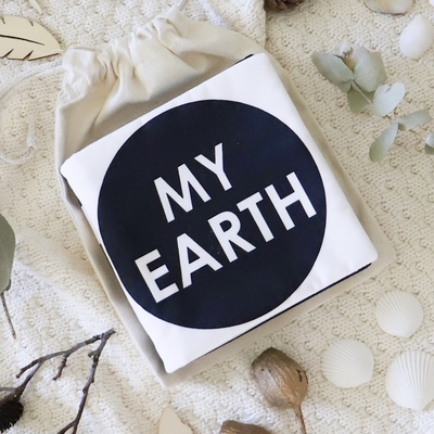 My Earth (Handcrafted Luxe Soft Book)