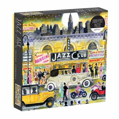 Jazz Club 1000 pc