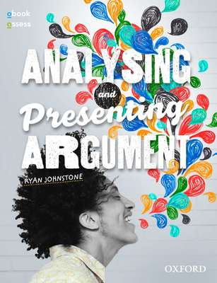 Analysing and Presenting Argument 5th Edition - Oxford