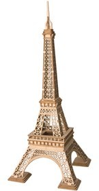 CLASSICAL 3D WOODEN PUZZLE EIFFEL TOWER