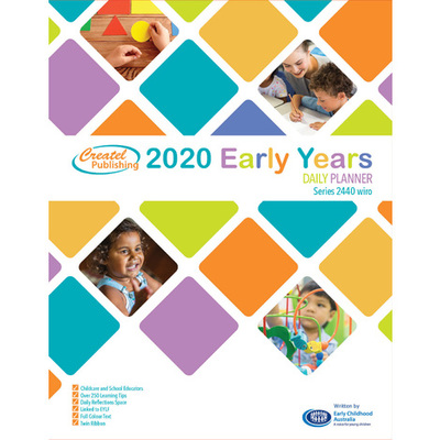 TPD Early Years Daily Planner 2440 W