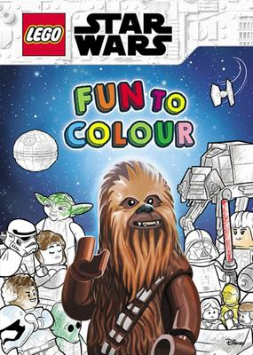LEGO Star Wars: Fun to Colour