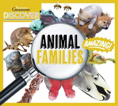 Discover Animal Families