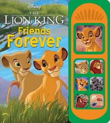 Disney: the Lion King - Friends Forever
