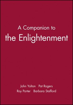The Blackwell Companion to the Enlightenment
