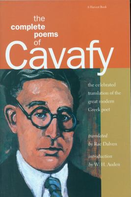 The Complete Poems of Cavafy - Expanded Edition