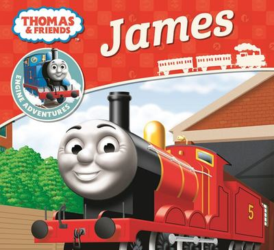 James (Thomas and Friends Engine Adventures)