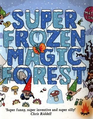 Super Frozen Magic Forest