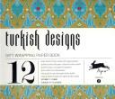 PP-WBK-WB002 Turkish Designs - Gift & Creative Paper Book Vol. 02