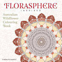 Florasphere Australian Wildflower Colouring Book
