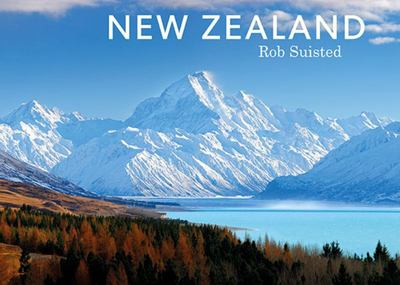 New Zealand - Rob Suisted Pkt