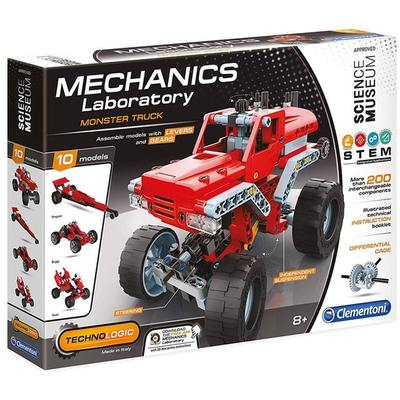 Mechanics Laboratory - Monster Truck
