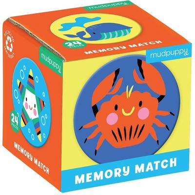 Under the Sea Mini Memory Match