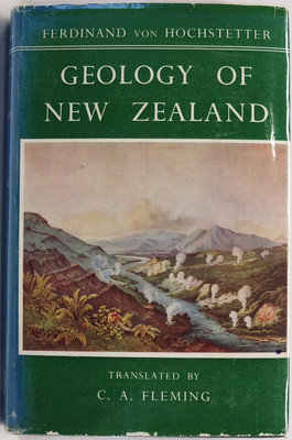 Geology of New Zealand Contributions to the Geology of the Provinces of Auckland and Nelson