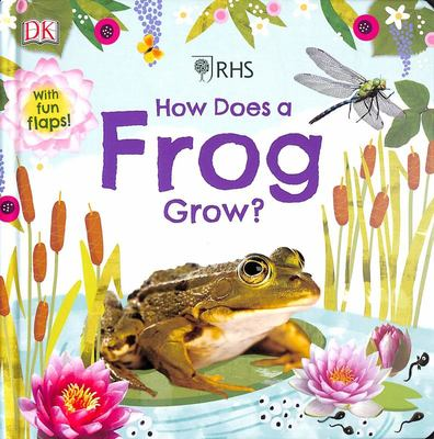 How Does a Frog Grow? (RHS)
