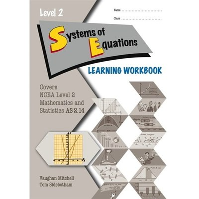 LWB NCEA Level 2 Systems of Equations AS 2.14