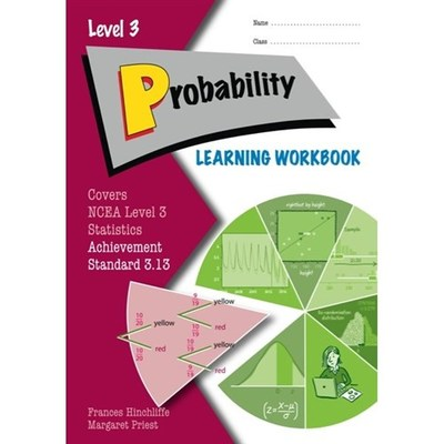 Probability AS 3.13 Learning Workbook